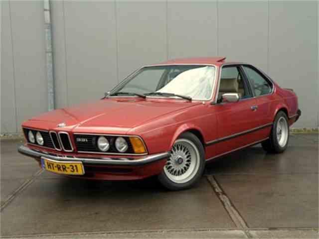 1978 BMW 633I   970698