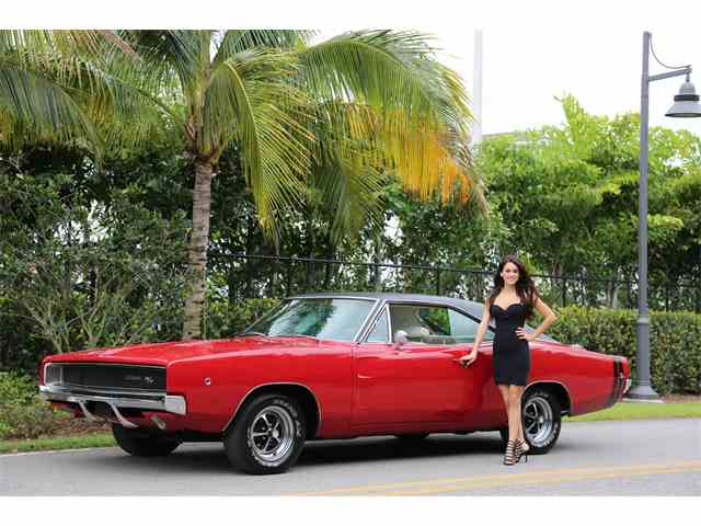 1968 Dodge Charger R/T | 976984