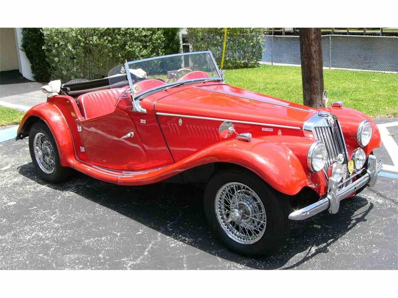 1955 MG TF 1500 for Sale  ClassicCarscom  CC976987