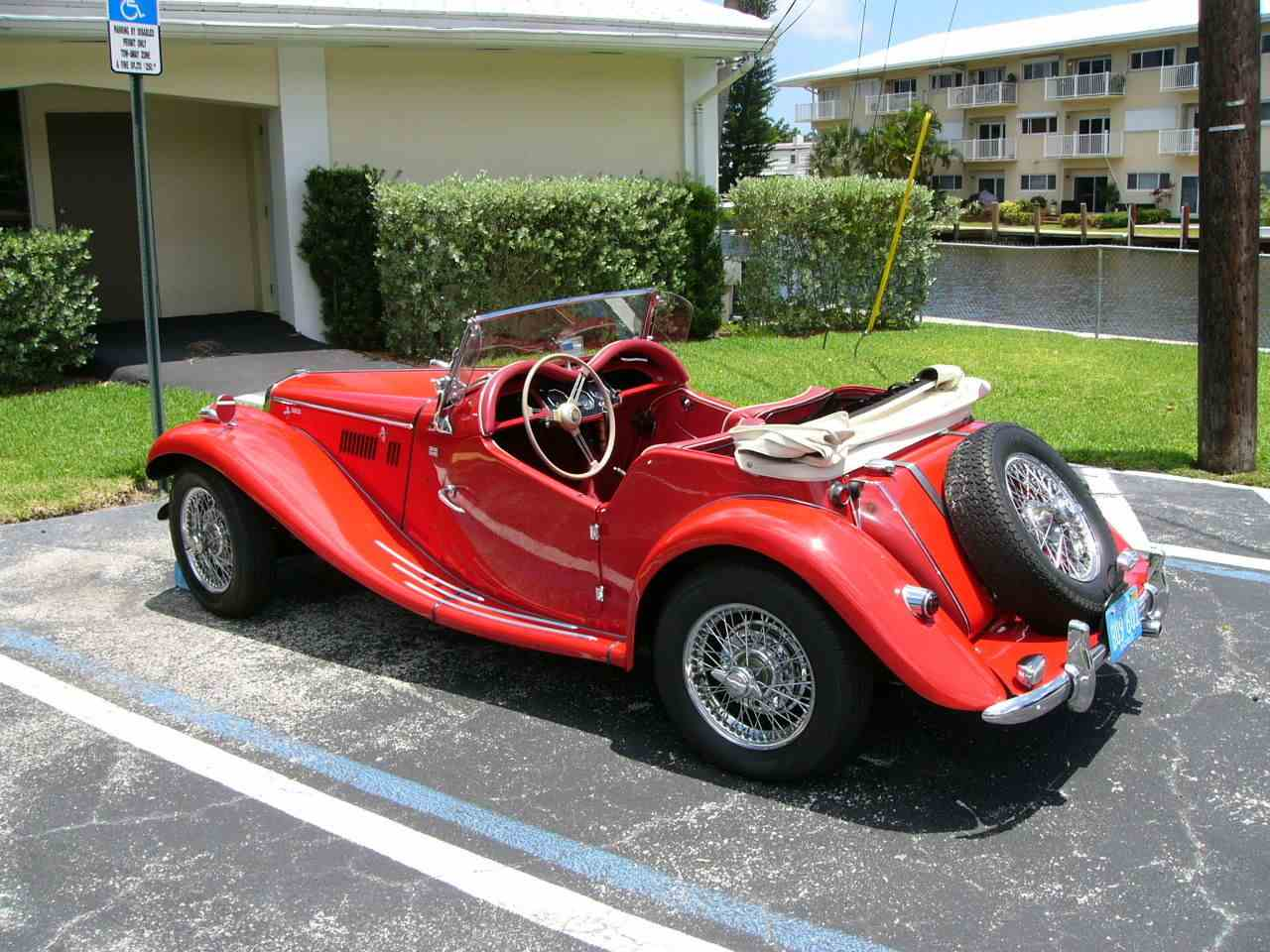 1955 mg tf 1500 for sale classiccars cc 976987 photo 3 vanachro Images