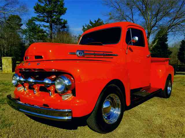 1952 Ford F1 | 976991