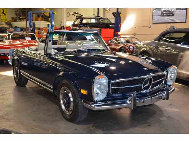 1970 Mercedes-Benz 280SL | 976992