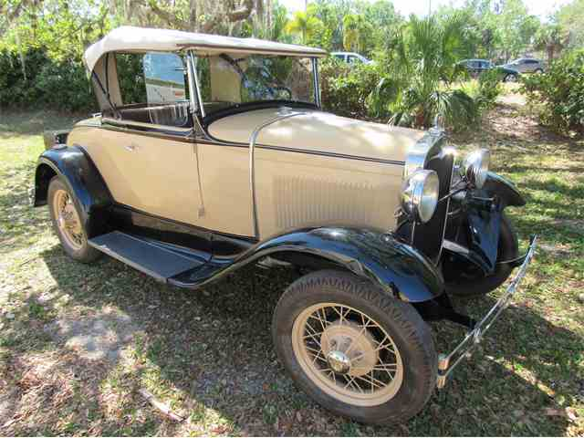1930 Ford Model A | 976996