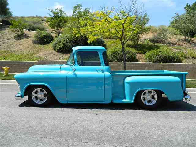 Picture of Classic 1957 Pickup located in orange CALIFORNIA Offered by Classic Car Marketing, Inc. - KXV0