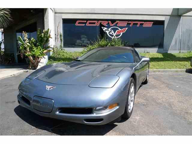 2003 Chevrolet Corvette | 977005