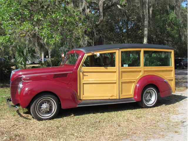 1939 Ford Woody Wagon | 977010
