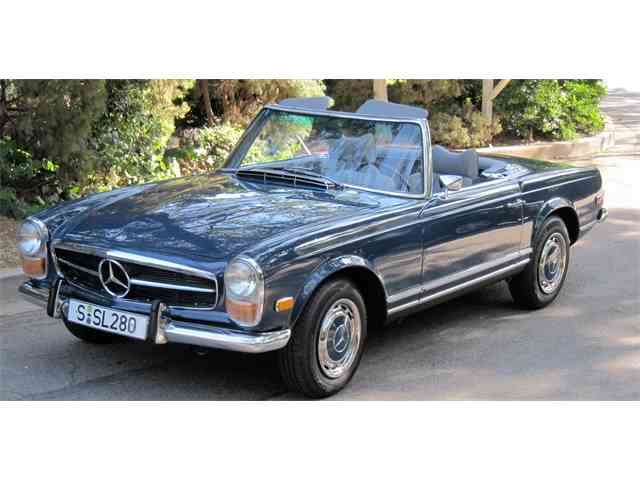 1971 Mercedes-Benz 280SL | 977018