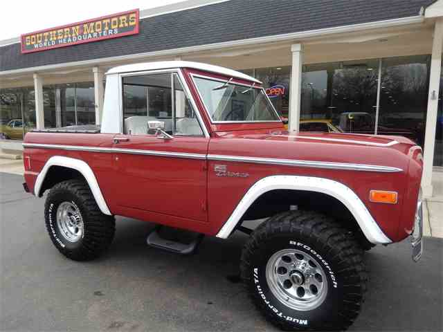 1977 Ford Bronco   977021