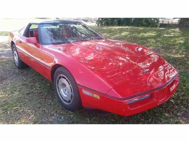 1986 Chevrolet Corvette | 977027