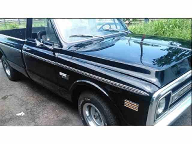 1970 Chevrolet C10 | 977028