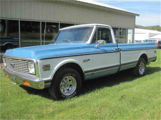 1971 Chevrolet Cheyenne | 970703