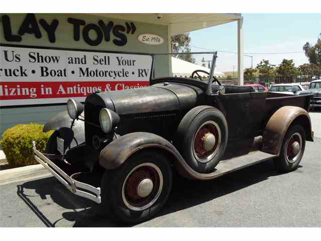 1929 Ford Model A | 977037