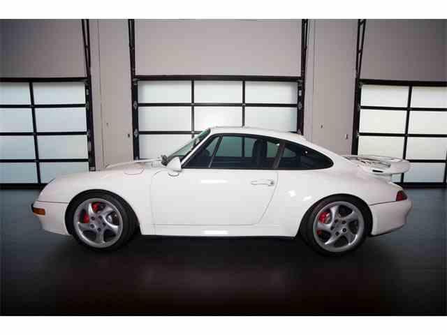 1996 Porsche 993 C4S Coupe | 977040