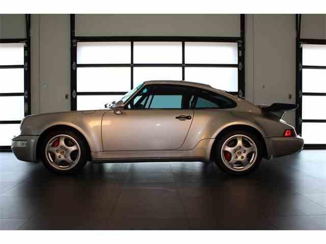 1991 Porsche 911 Turbo | 977048