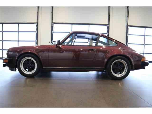 1983 Porsche 911SC   977051