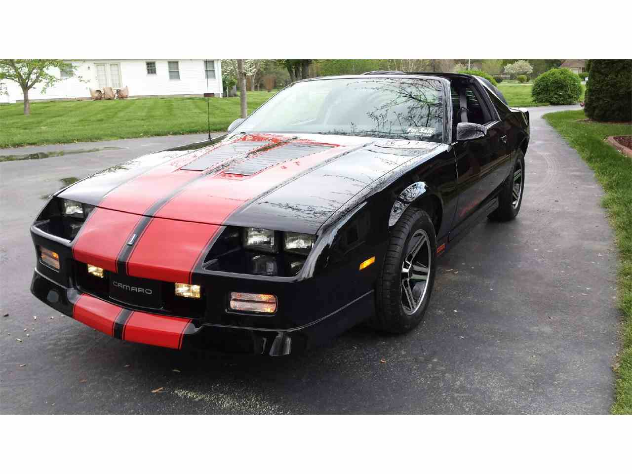 Classic Chevrolet Camaro Iroc Z For Sale On Classiccars Com