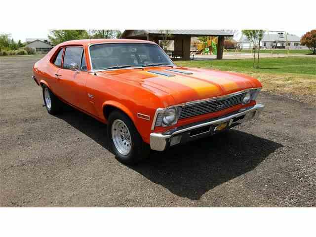 1969 Chevrolet Nova SS | 977061