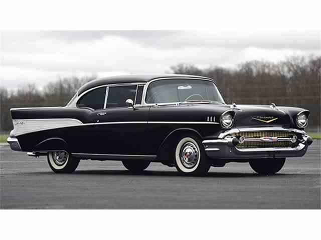 1957 Chevrolet Bel Air Restomod Sport Coupe | 977077