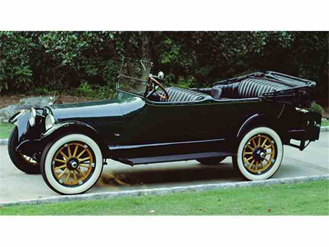 1919 Buick H-49 Seven-Passenger Touring | 977078