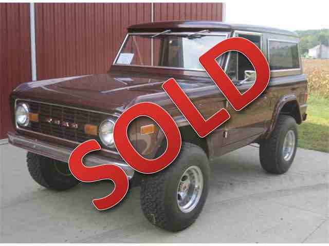 1977 Ford Bronco | 970708