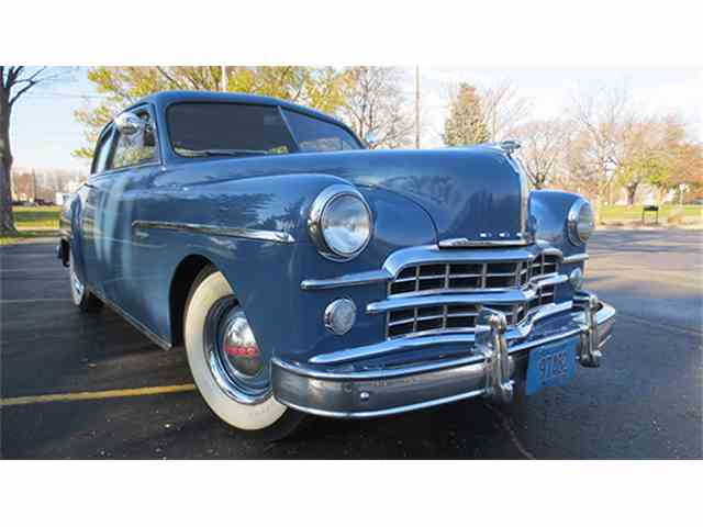 1949 Dodge Wayfarer Two-Door Sedan | 977081