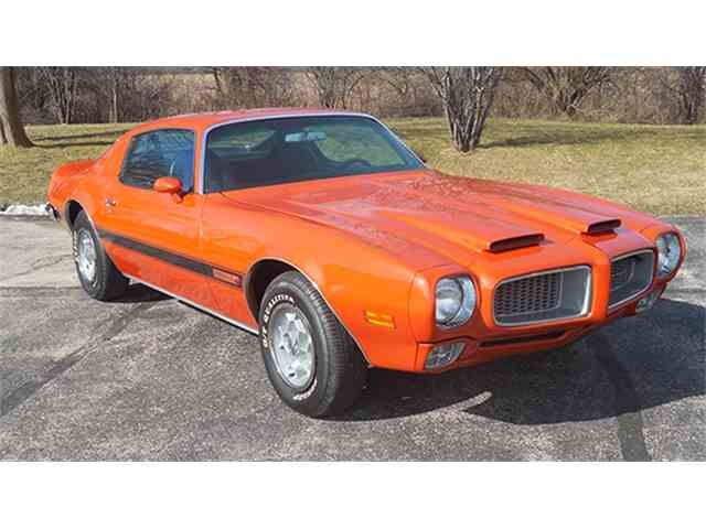 1972 Pontiac Firebird Formula 455 High Output | 977082