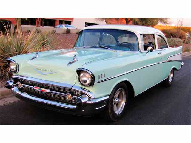 1957 Chevrolet 210 | 977088