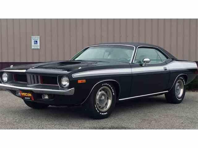 1974 Plymouth Cuda | 977089