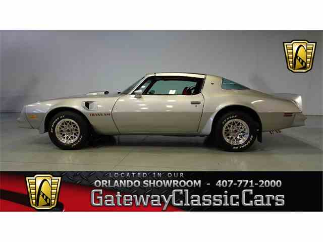 1978 Pontiac Firebird Trans Am | 977091