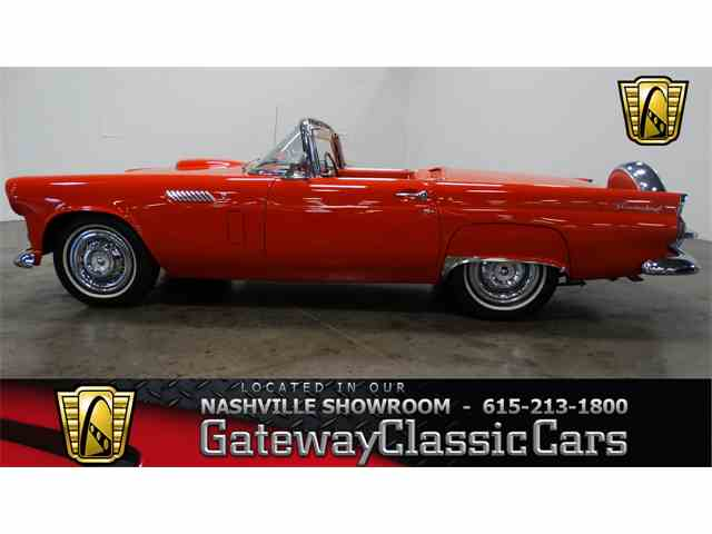 1956 Ford Thunderbird | 977095