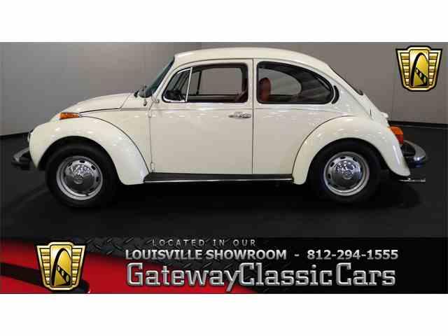 1974 Volkswagen Beetle | 977097
