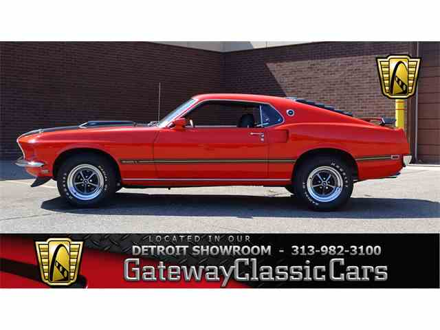 1969 Ford Mustang | 977099
