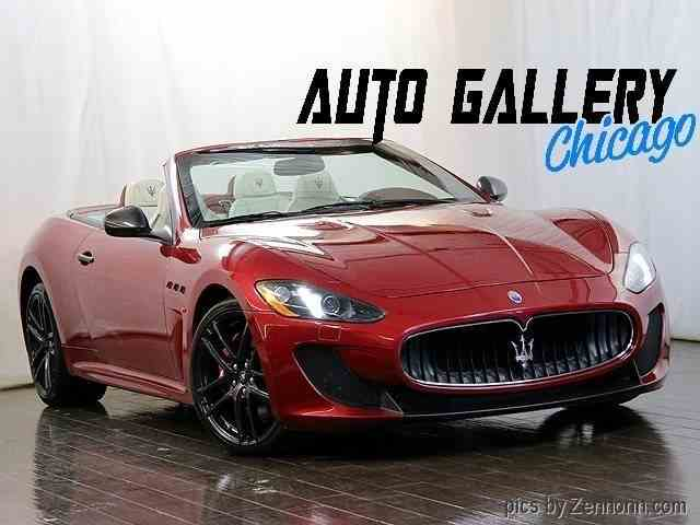2013 Maserati GranTurismo Convertible | 977117