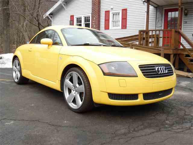 2001 Audi TT | 970712