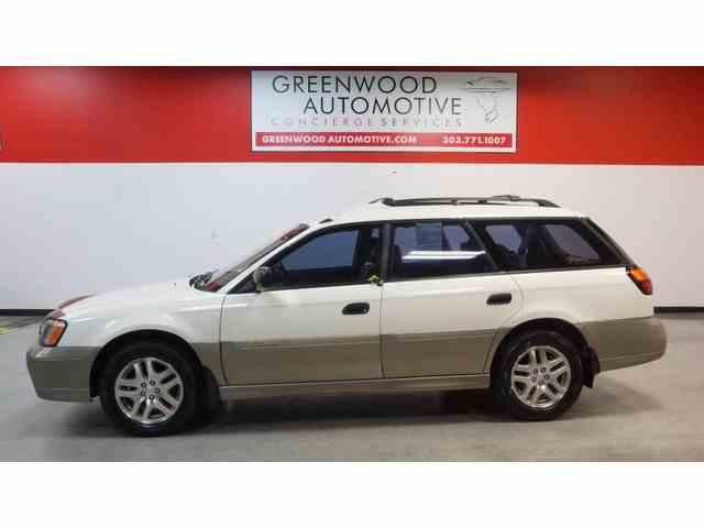 2001 Subaru Legacy | 977125