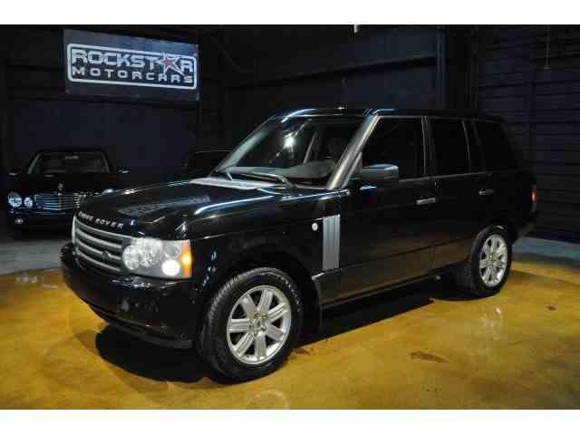 2007 Land Rover Range Rover | 977133