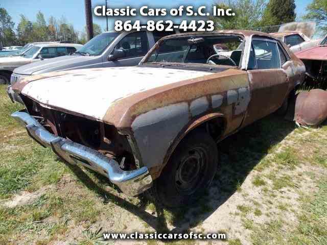 1969 Chevrolet Nova | 977134