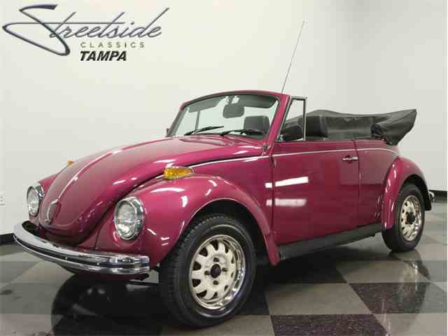 1971 Volkswagen Super Beetle Convertible | 977135