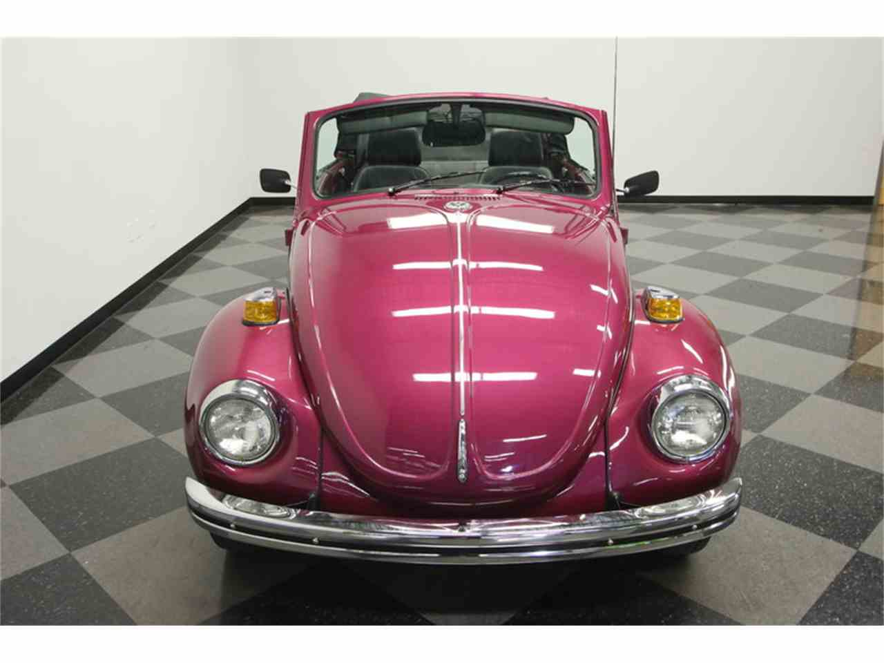 1971 volkswagen super beetle convertible for sale cc 977135. Black Bedroom Furniture Sets. Home Design Ideas