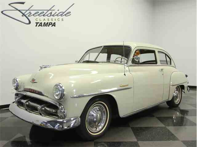 1952 Plymouth Concord   977138
