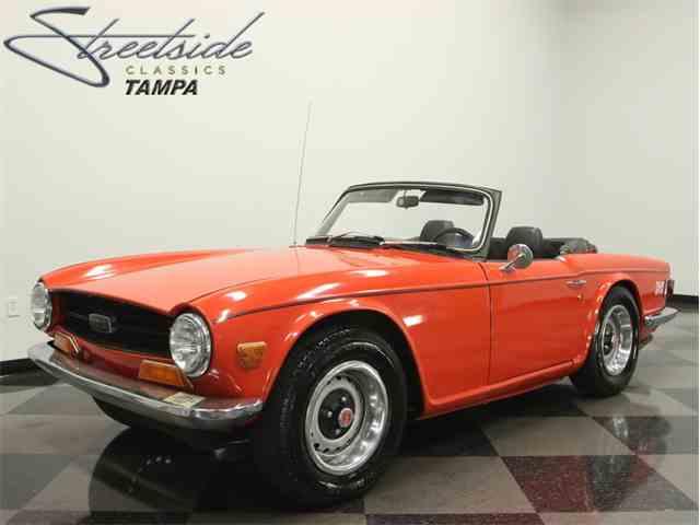 1972 Triumph TR6 | 977139