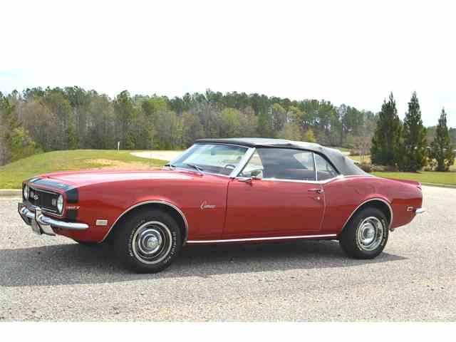 1968 Chevrolet Camaro SS | 970714