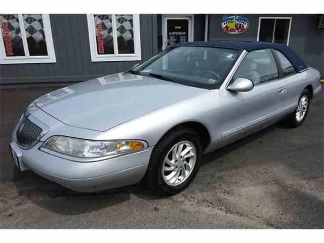 1998 Lincoln Mark VIII | 977146