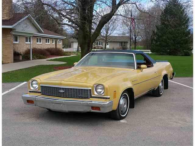 1973 Chevrolet El Camino | 977150