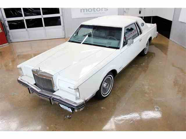 1983 Lincoln Continental Mark VI | 977152