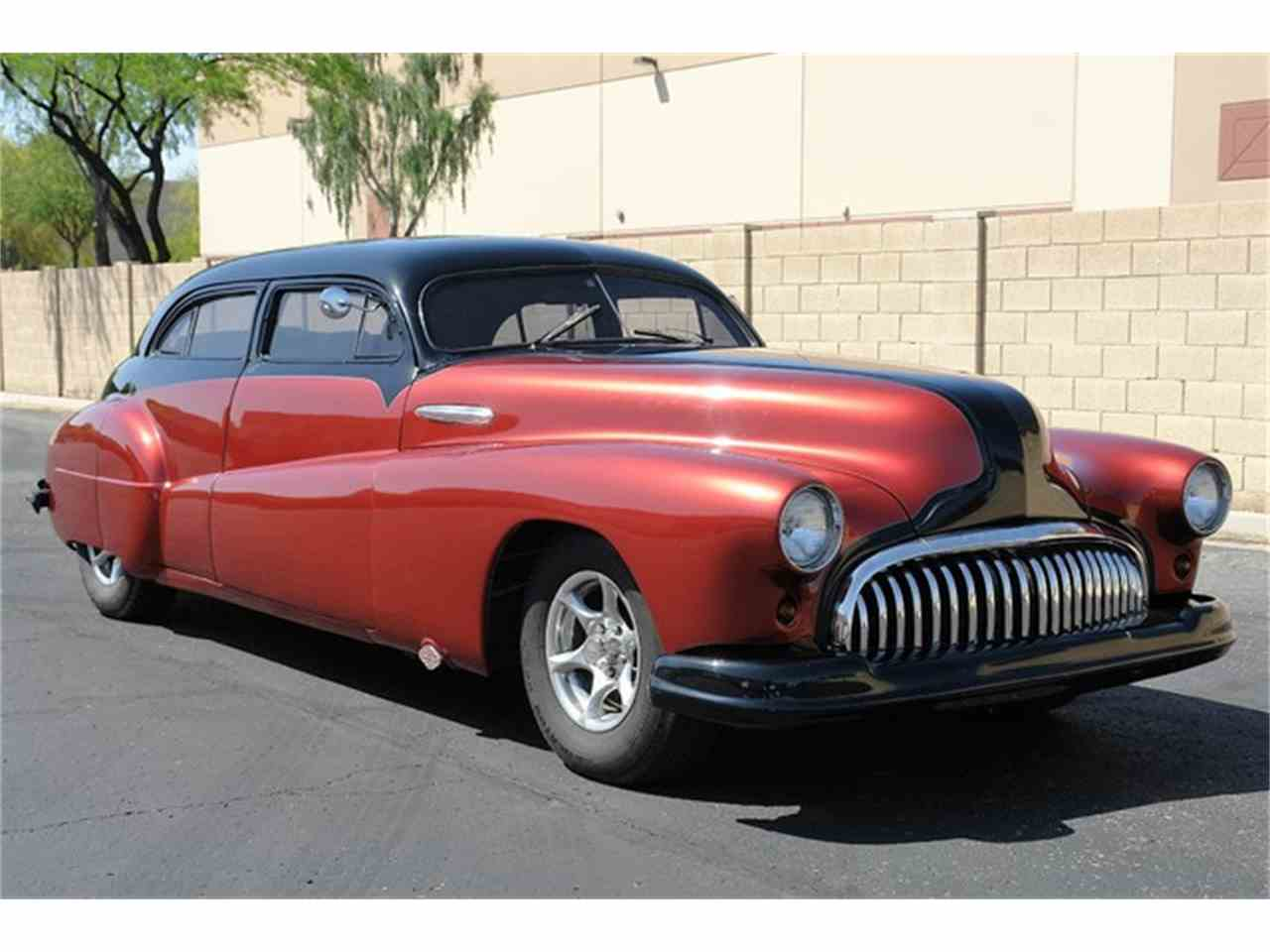 1947 buick roadmaster for sale cc 977153. Black Bedroom Furniture Sets. Home Design Ideas