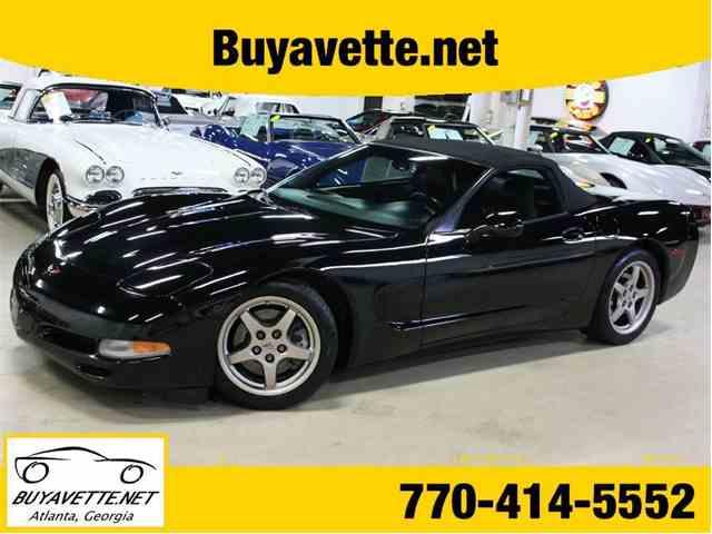 1998 Chevrolet Corvette | 977156