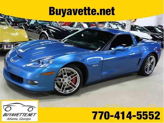 2008 Chevrolet Corvette | 977157