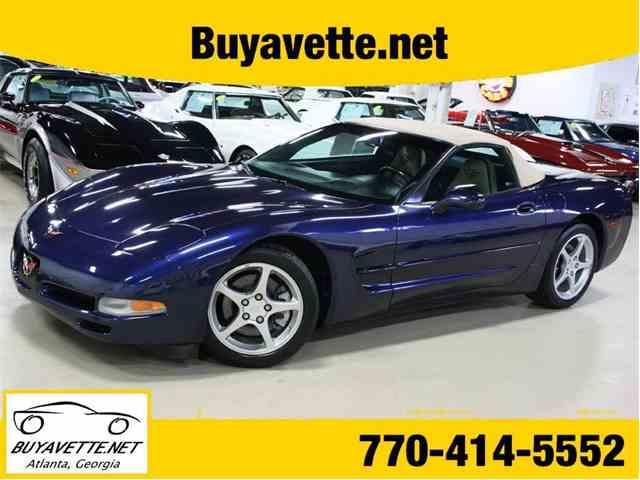 2000 Chevrolet Corvette | 977158