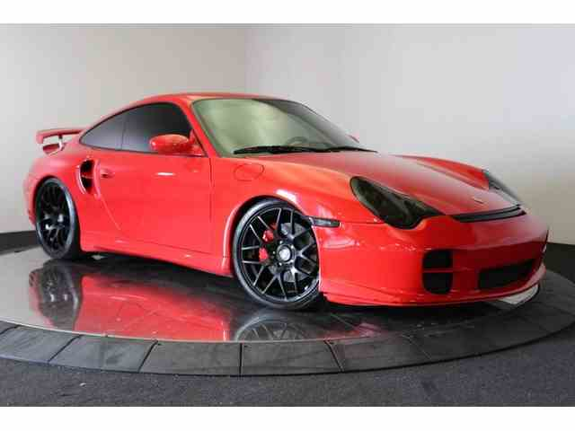 2002 Porsche 911 Turbo Evo 660 Kit | 977169